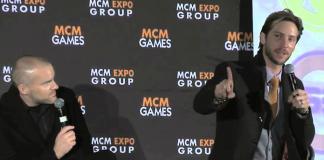 Troy Baker Comic-Con 2013