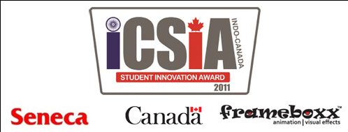 ICSIA Awards for Animation Students India