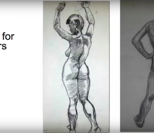 Gesture Drawing for Animators